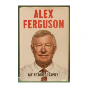 alex-ferguson-my-autobiography,-hodder-stoughton,-2013