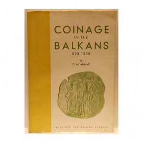 coinage-in-the-balkans-820-1355,-metcalf,-1965
