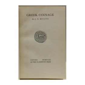 greek-coinage,-milne,-1931