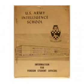 us-army-intelligence-school,-information-for-foreign-student-officers